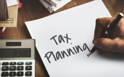 James Pantzis' Seven End of Year Tax Planning Strategies